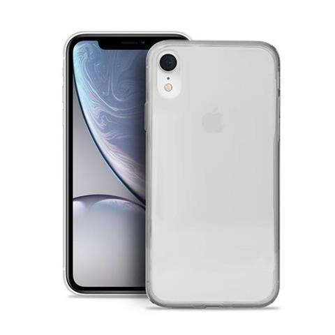 PURO 0.3 Nude - Etui iPhone X (Fluo Blue) - LumaMobile.pl